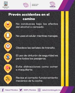 Prevencion vehiculos