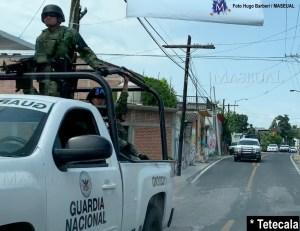 Guardia Nacional GN Tetecala