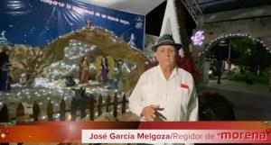 Jose Garcia Melgoza Navidad