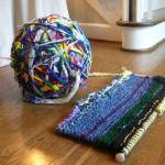 Eight-pound ball of yarn - 1