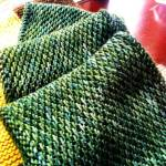 How Green was my Knitting - 1