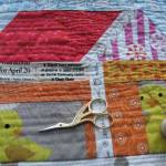Quilting Gazette:  Doll Quilt Swap - 1