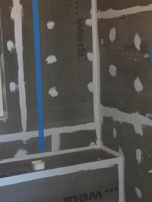 Medium Of Wedi Shower System