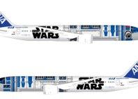 Star wars boeing ANA