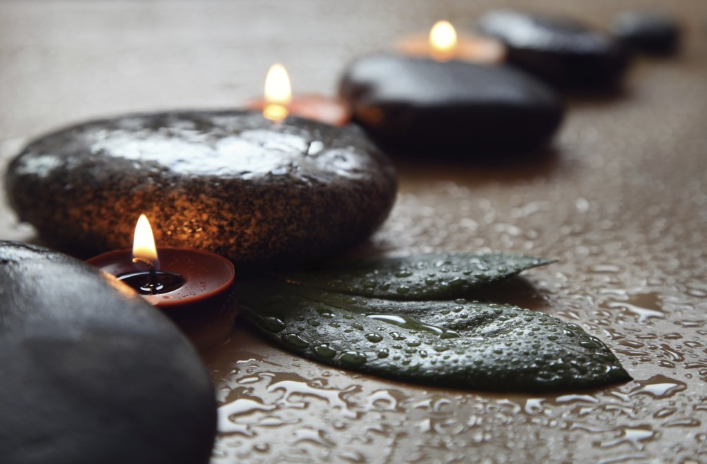 The history of hot-stone-massage