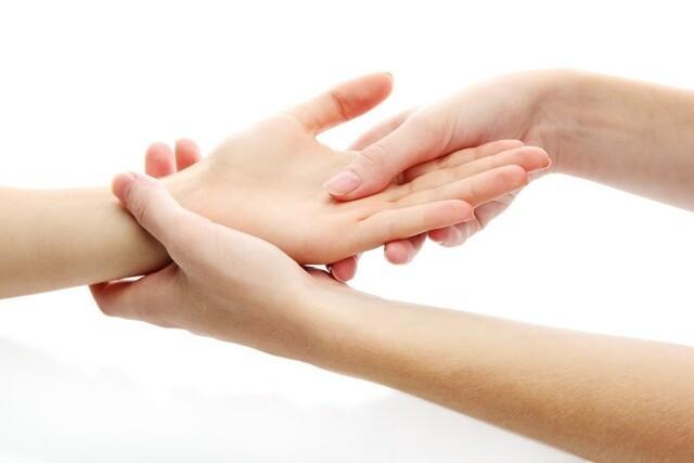 massaggio e lutto