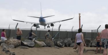 aeropuerto turismo avion