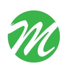 Final Green M logo