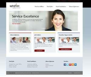 staffing websites