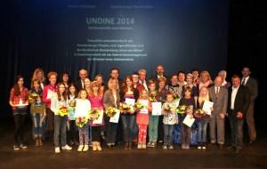 Undine 2014 - Gruppenbild-klein