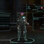 XCOM Rebecca in titan
