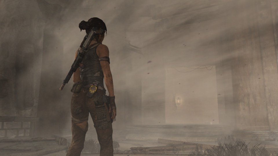 Tomb Raider haze