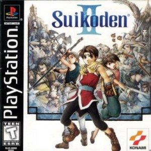 Suikoden II cover