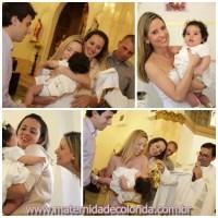 Madrinha também é mãe!