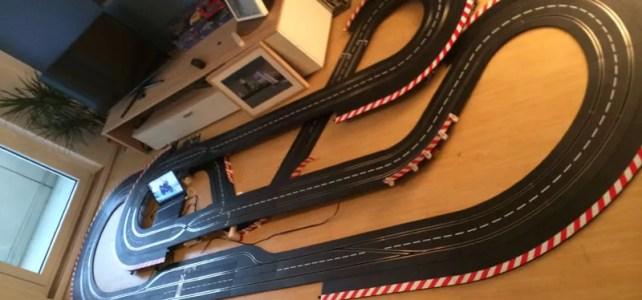 Carrera Strecke 3 – 16.8m
