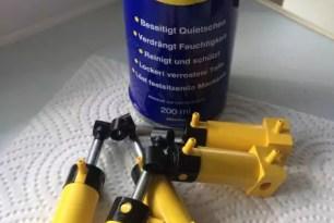 Lego – Phneumatikteile warten und reinigen