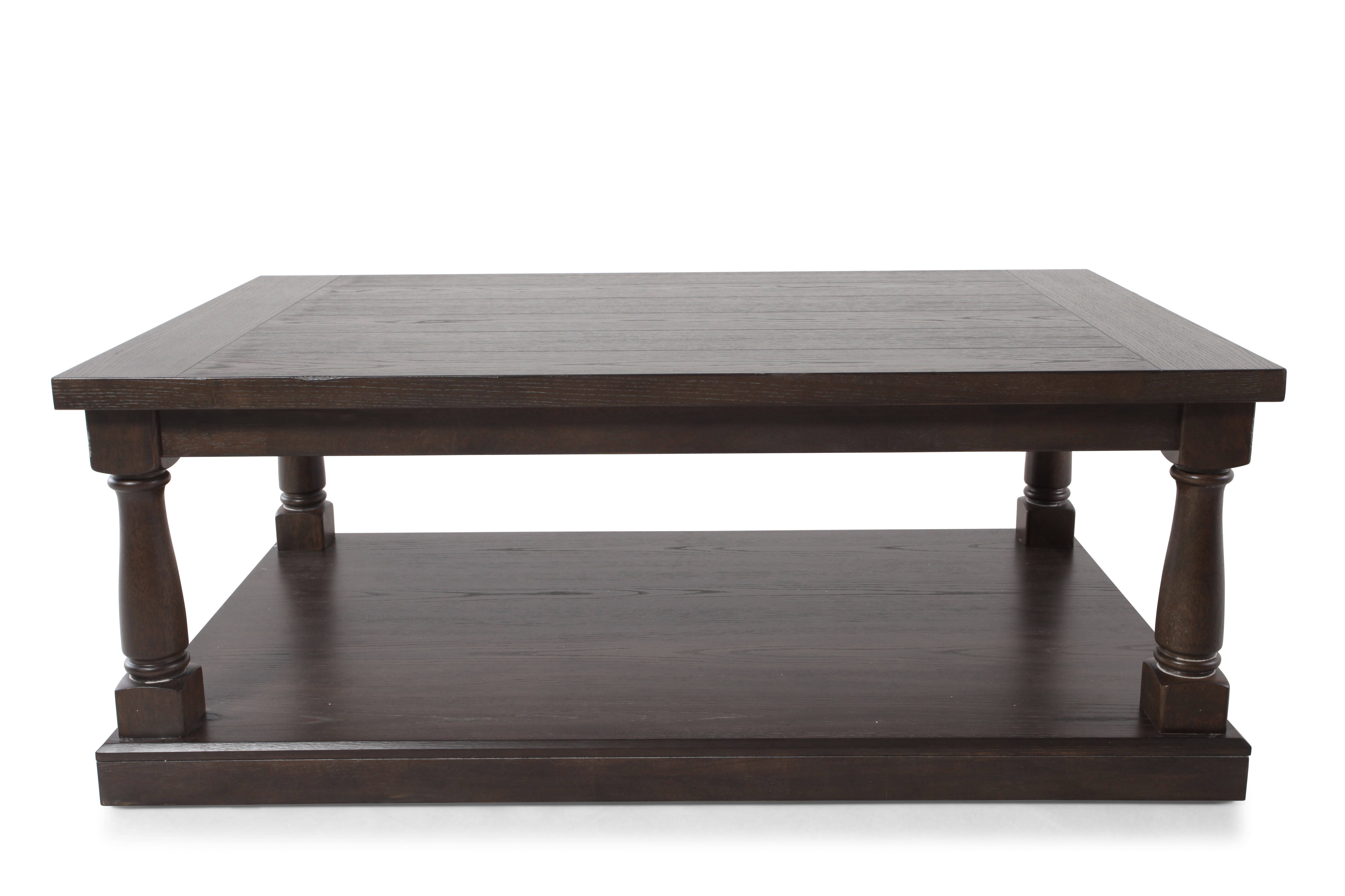 Reputable Images Rectangular Coffee Espressorectangular Coffee Espresso Rectangular Coffee Table Espresso Mathis houzz 01 Contemporary Coffee Table