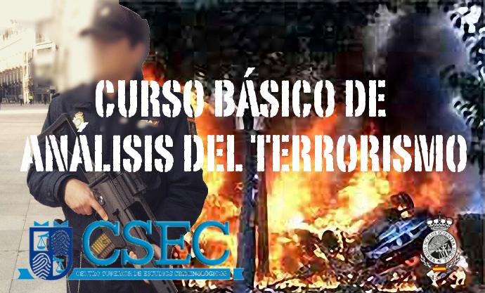 Curso Básico de Análisis del Terrorismo