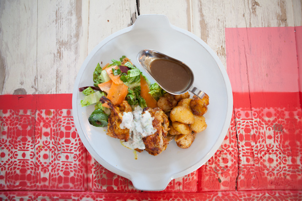 Mat Smith Photography Blog - Jamie Oliver Union Jacks - Empire Chicken