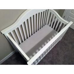 Small Crop Of Breathable Crib Mattress