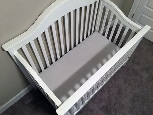 Medium Of Breathable Crib Mattress