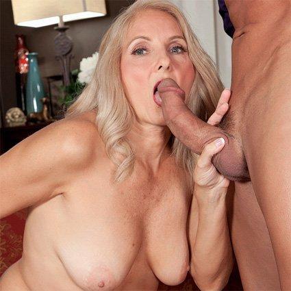 wife blowjob