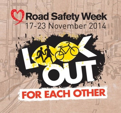 road safety week Bedford Road Safety Week 17   23  Nov