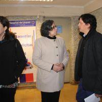 Autoridades y familia de la víctima se querellan por femicidio frustrado en Parral