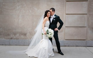 K + J Wedding at The Standard Club | Chicago IL