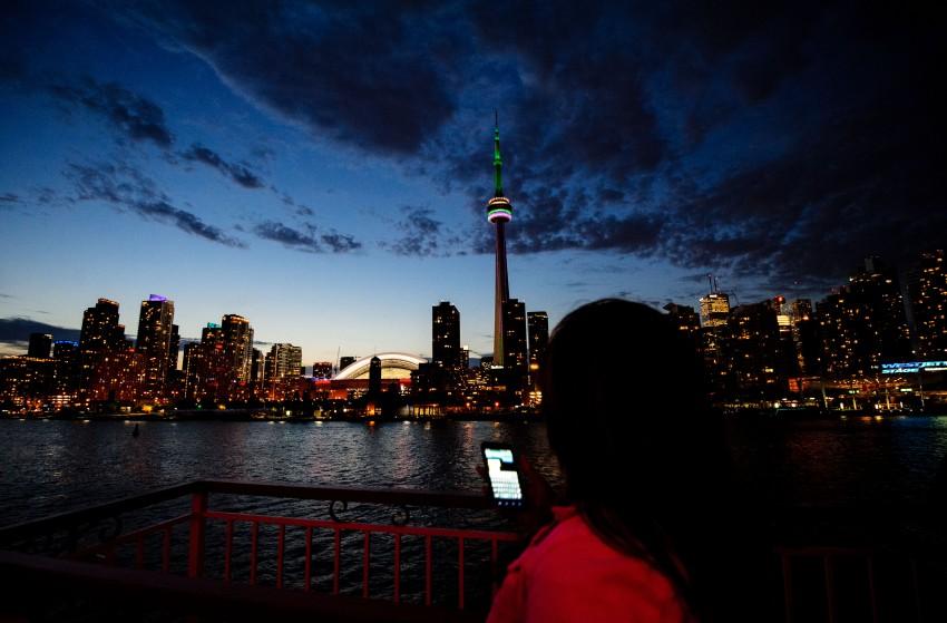 SMS Toronto