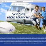 Una nuova ventata di fresco sul web: Il sito Holiday di Viesa