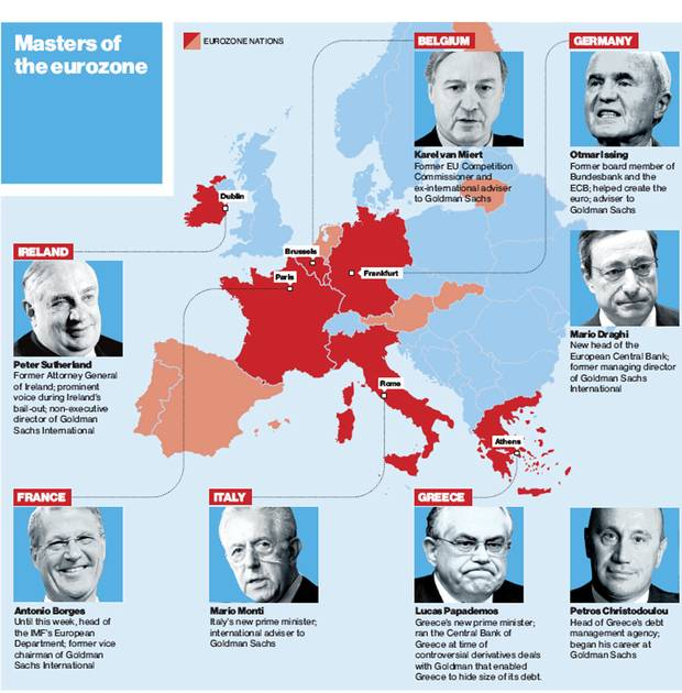Goldman Europe Old