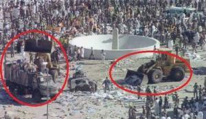 bulldozer alla mecca