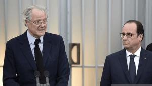 Eric de Rotschild e Hollande