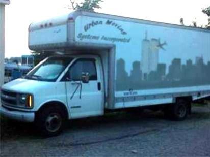 Il furgone dei danzanti