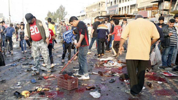 IRAK: QUESTO  MARTIRIO SENZA FINE, PERCHE'?