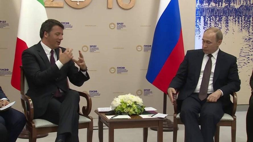 """Ma allora si può osare di """"stare con Putin""""?"""