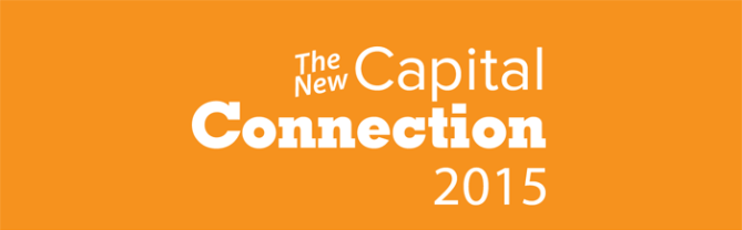 The New Capital Connection 2015 banner.