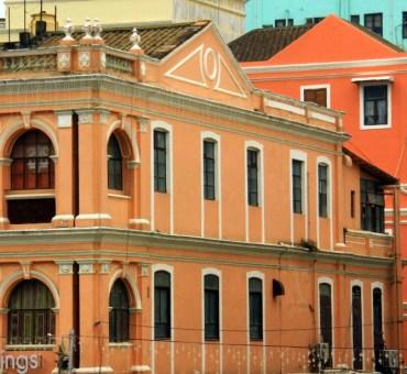 Bittersweet Macau memories