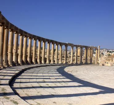 Being Roman in Jerash