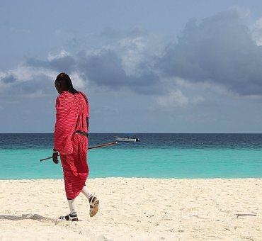Zanzibar beach fun