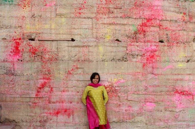 The most colourful travel posts on Holi