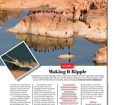 Making it Ripple Travel + Leisure January 2017