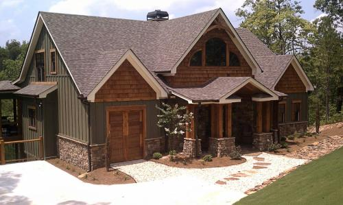 Medium Of Rustic House Plans