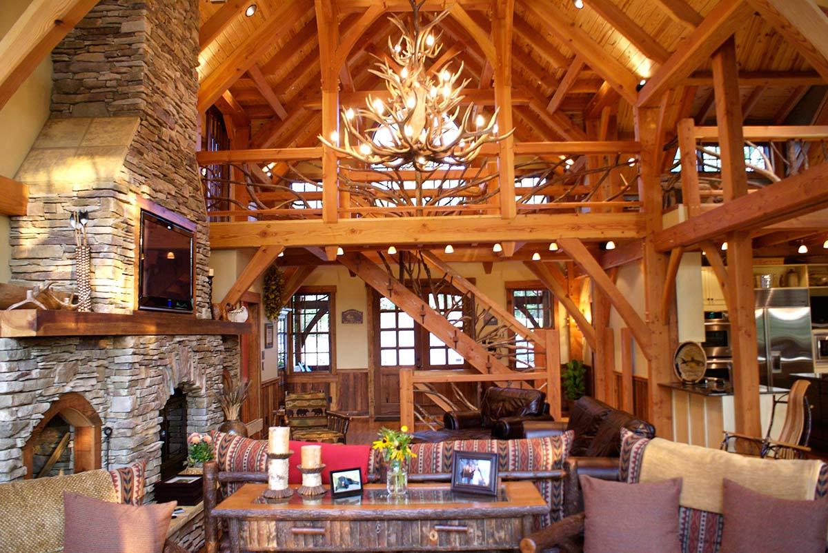 Fullsize Of Rustic Home Design