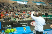 Now Booking Frank Giampaolo's 2015 High Performance Tennis Workshop Tour