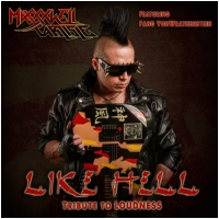 "Maxxxwell Carlisle ""Like Hell - Single"", 2015."