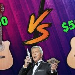 Comparing a $50 Acoustic to a $5,000 Acoustic!