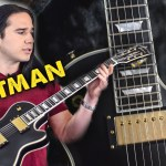 An Amazing Single-Cut Style Guitar from EASTMAN!