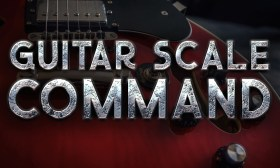 New Instructional Program: GUITAR SCALE COMMAND